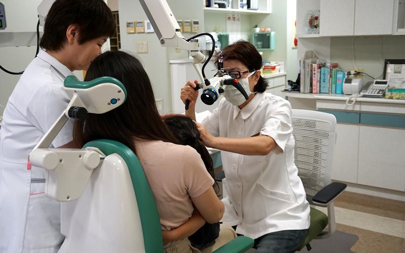 院長五島桂子 ごしま耳鼻咽喉科医院